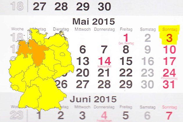 Verkaufsoffener Sonntag Am 03 05 2015 In Niedersachsen Feste Markte
