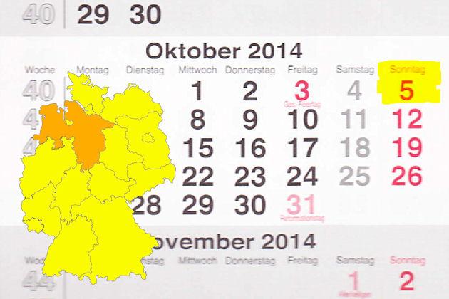 Verkaufsoffener Sonntag Am 05 10 2014 In Niedersachsen Feste Markte