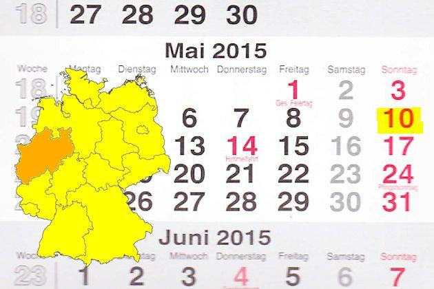 Verkaufsoffener Sonntag Am 10052015 In Nordrhein Westfalen Feste