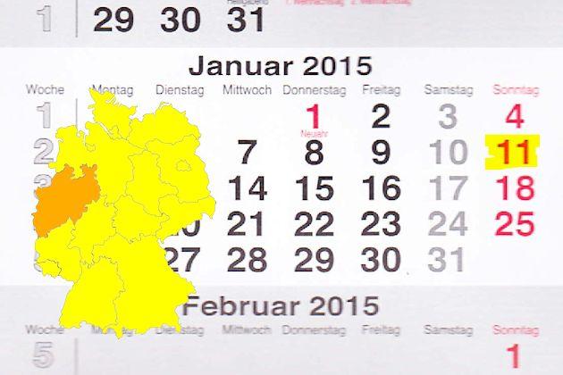 Verkaufsoffener Sonntag Am 11012015 In Nordrhein Westfalen Feste