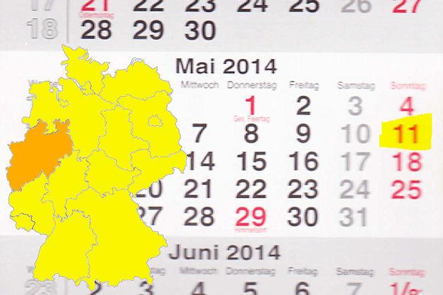 Verkaufsoffener Sonntag Am 11052014 In Nordrhein Westfalen Feste