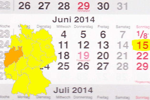 Verkaufsoffener Sonntag Am 15062014 In Nordrhein Westfalen Feste