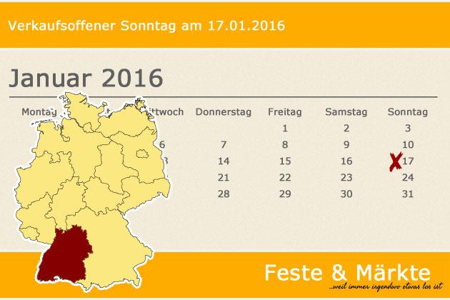 Feste Und Märkte Baden-Württemberg