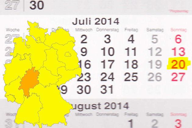 Märkte Und Feste Hessen 2021