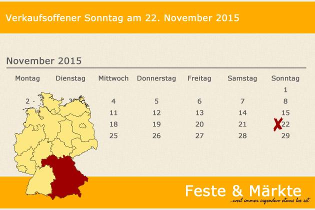 Totensonntag Bayern