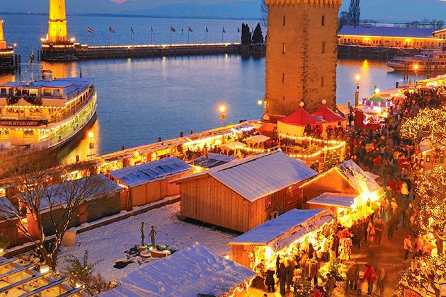 Lindau Weihnachtsmarkt.Weihnachtsmärkte Und Mehr Rund Um Den Bodensee Feste Märkte