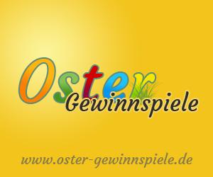 Oster Gewinnspiele 2017